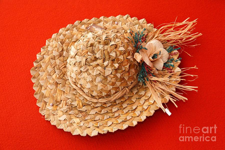 Hat Photograph - Hat by Gaspar Avila