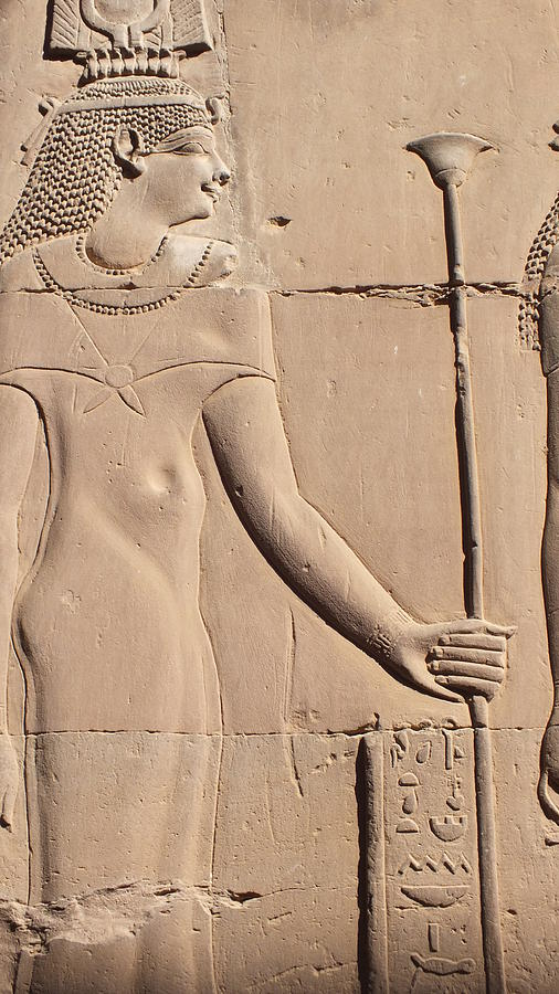 Hathor Photograph