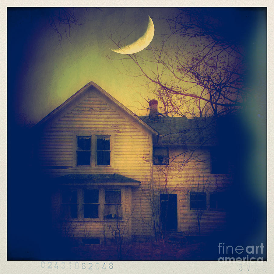 Haunted House Photograph