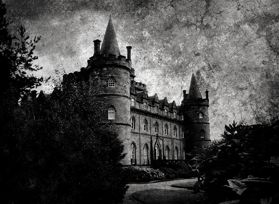 Haunted Photograph  - Haunted Fine Art Print