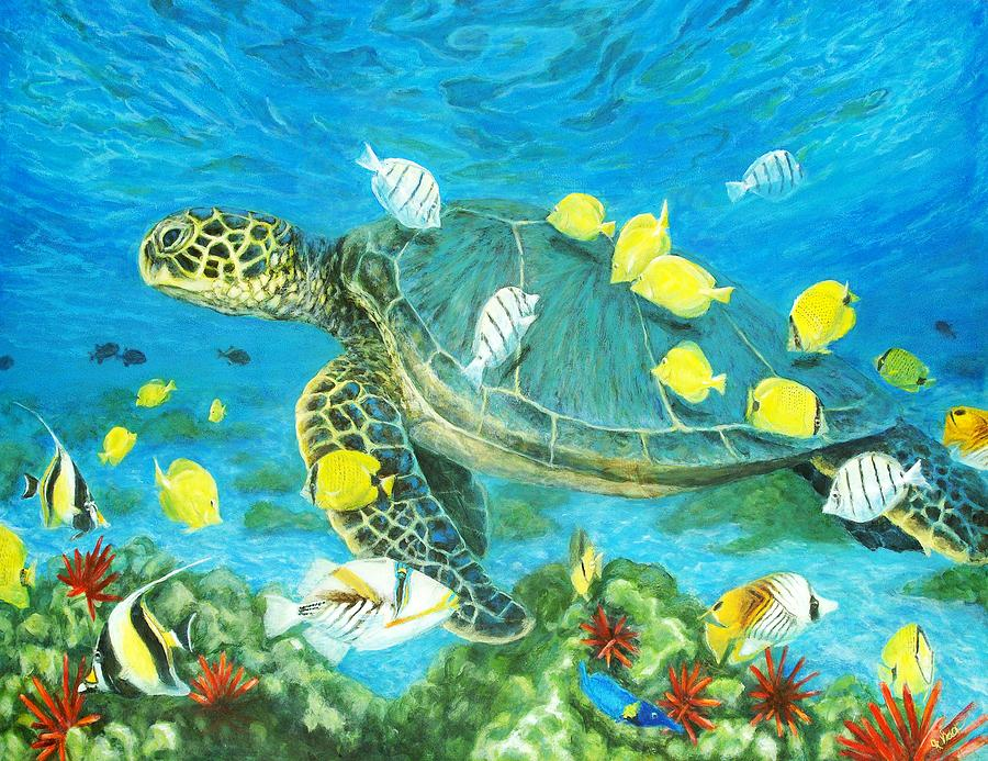 Hawaiian Treasures Painting