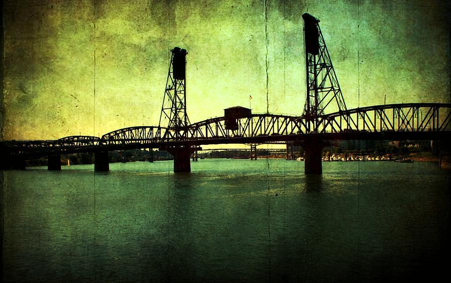 Hawthorne Bridge Photograph