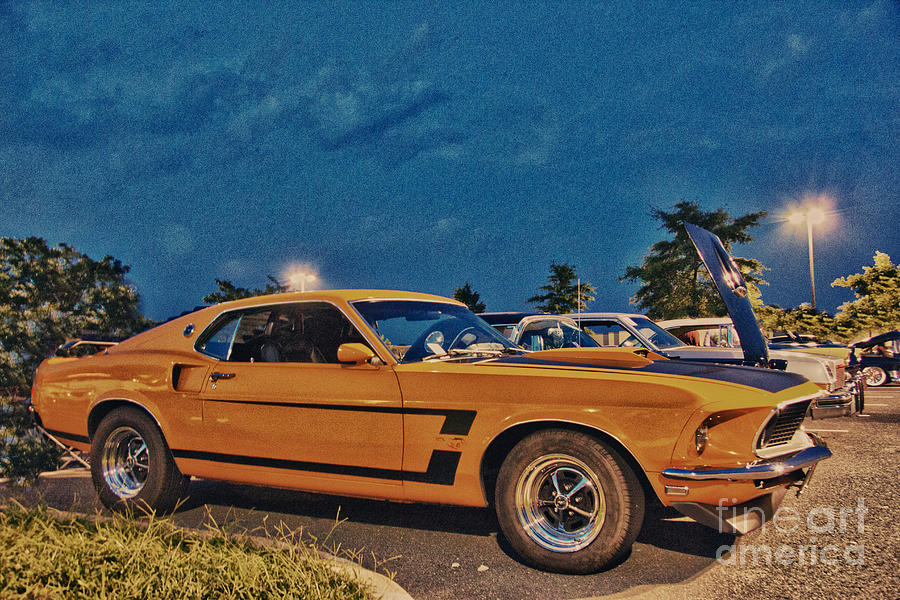 Hdr Mustang Muscle Car Cars Photos Pictures Photography Cool - Cool old cars for sale
