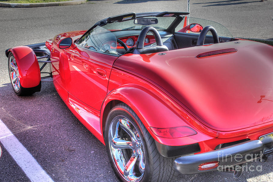 Hdr Photography Hdr Photos Hdr Art Buy Selling Car Cars Prowler Gallery Classic Vintage New Photo  Photograph