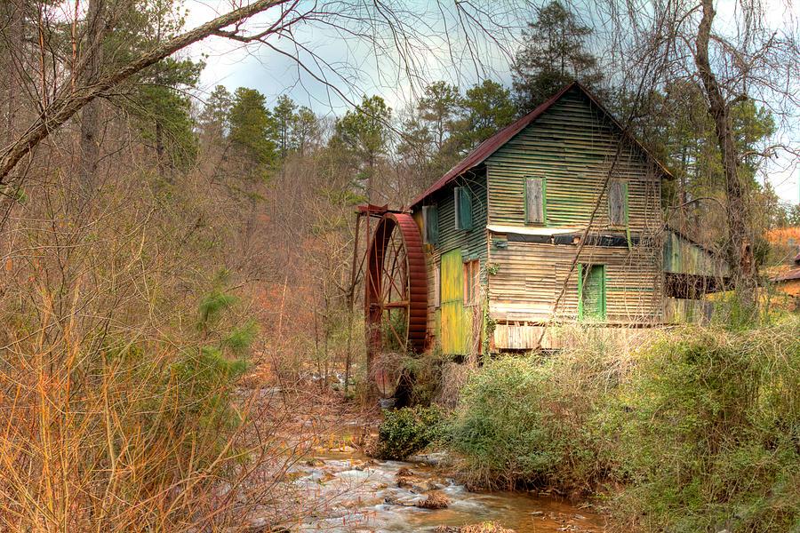 Healan Mill Photograph
