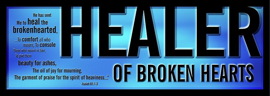 Healer Of Broken Hearts Digital Art