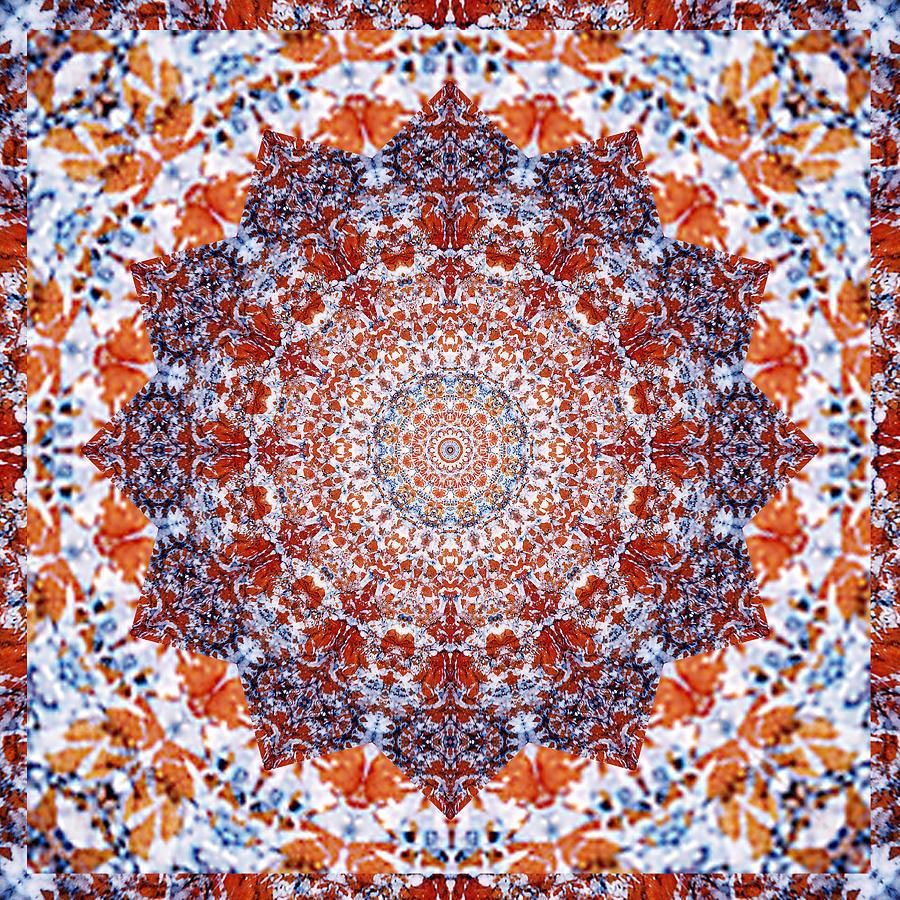 Healing Mandala 2 Photograph