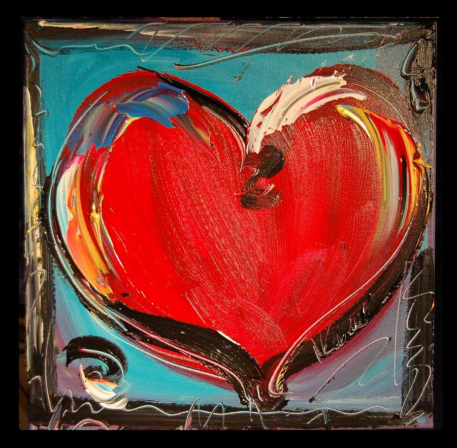 Heart Images In Nature Heart Nature Painting