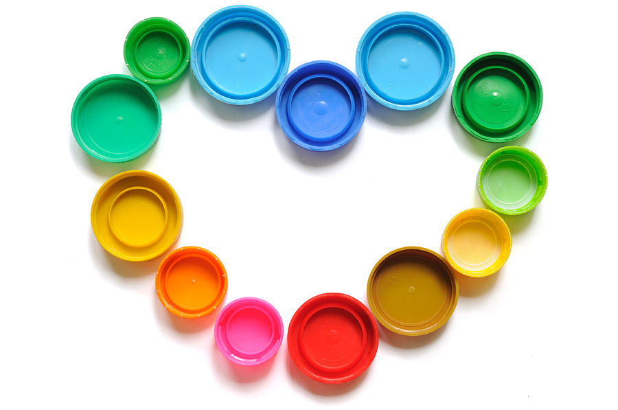 preschool green crafts on pinterest plastic bottle caps