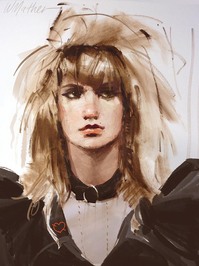 Heartbreaker Painting