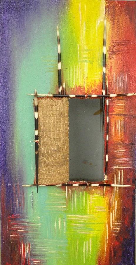 Heavens Door B Painting