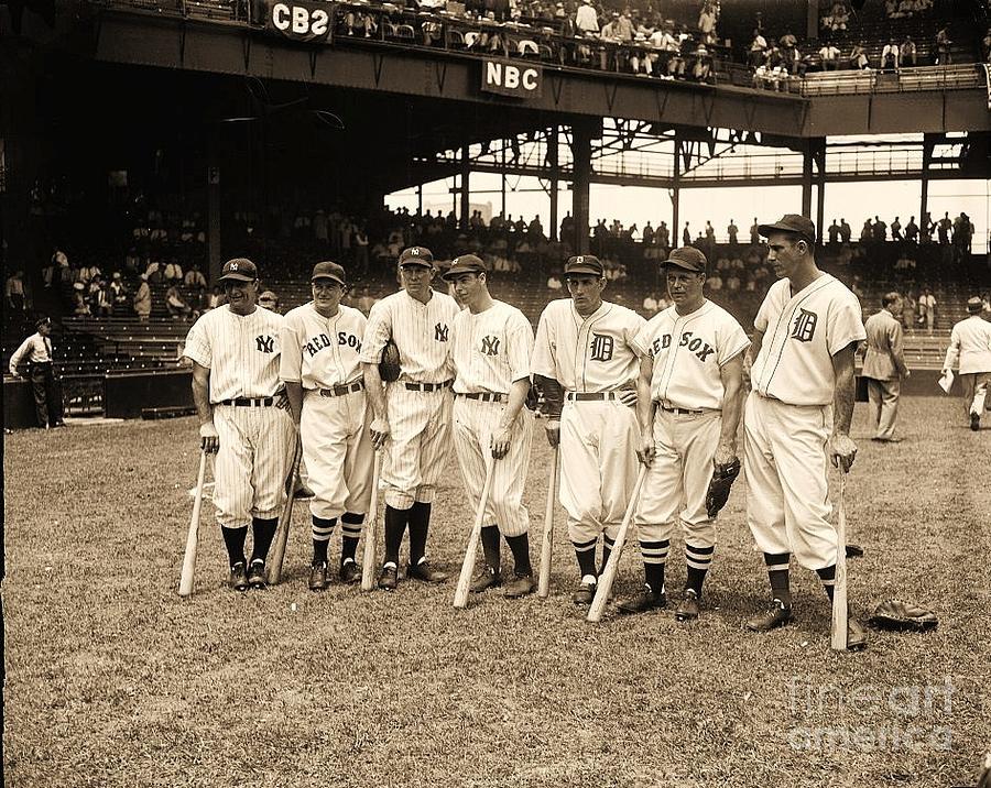 Heavy Hitters Photograph