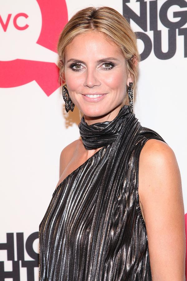 Heidi Klum At Arrivals For Qvcs Photograph