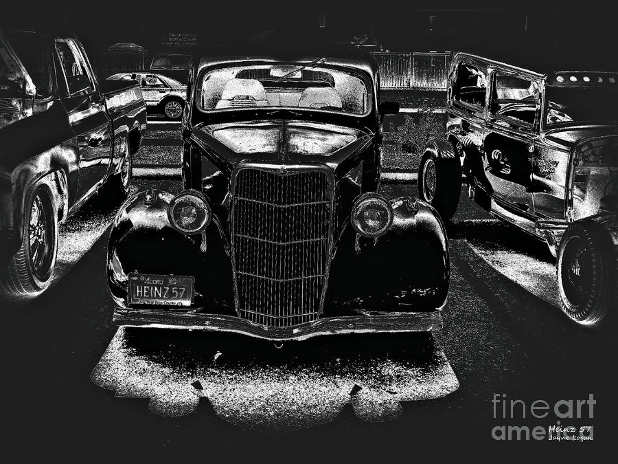 Heinz 57 Hot Rod Photograph  - Heinz 57 Hot Rod Fine Art Print