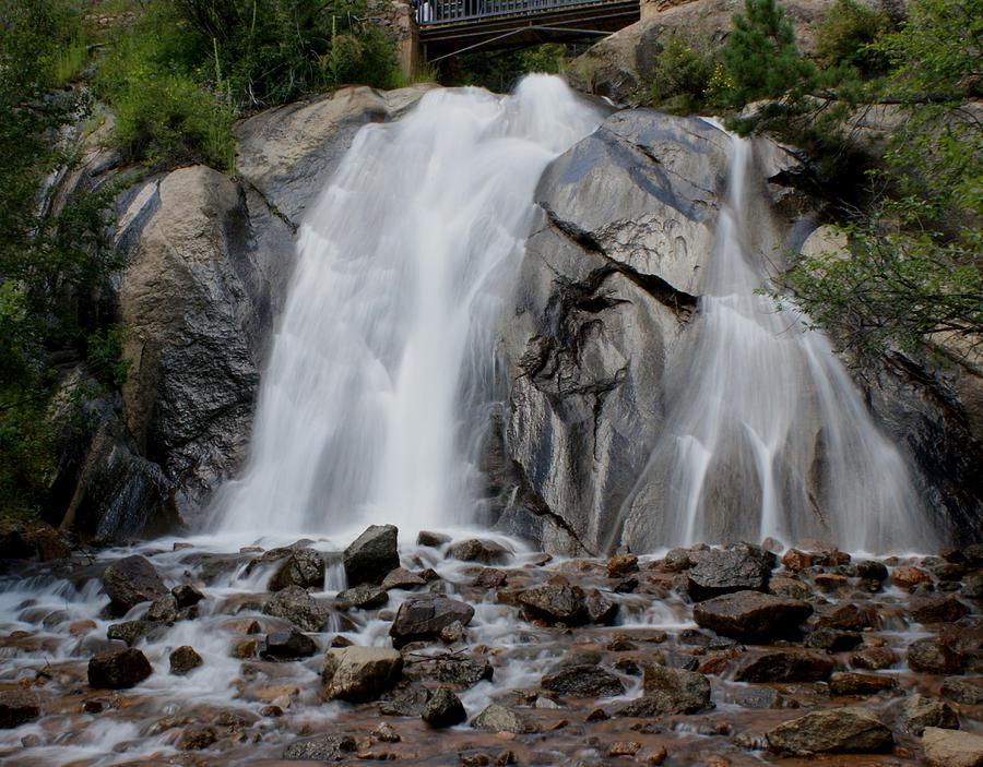 Helen Hunt Falls Photograph