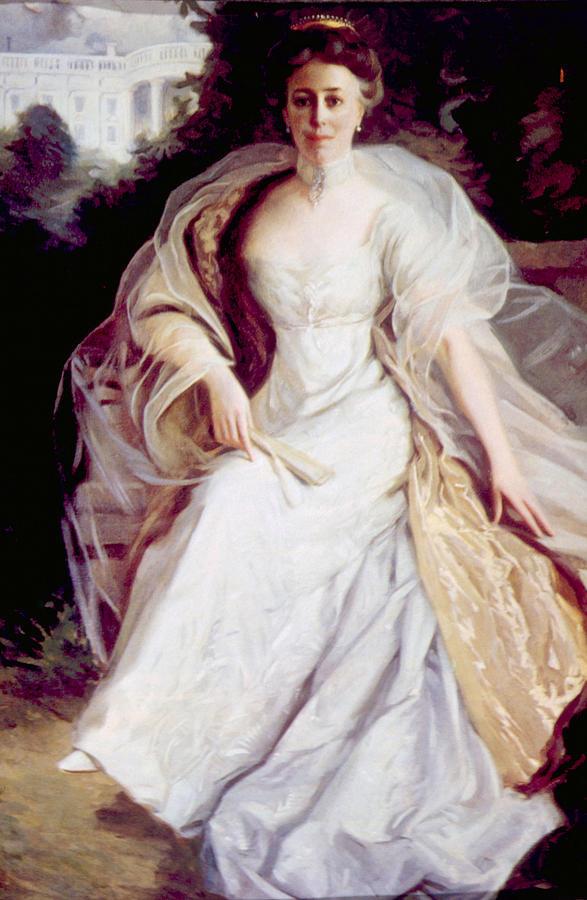 Helen Taft 1861-1943, First Lady Photograph