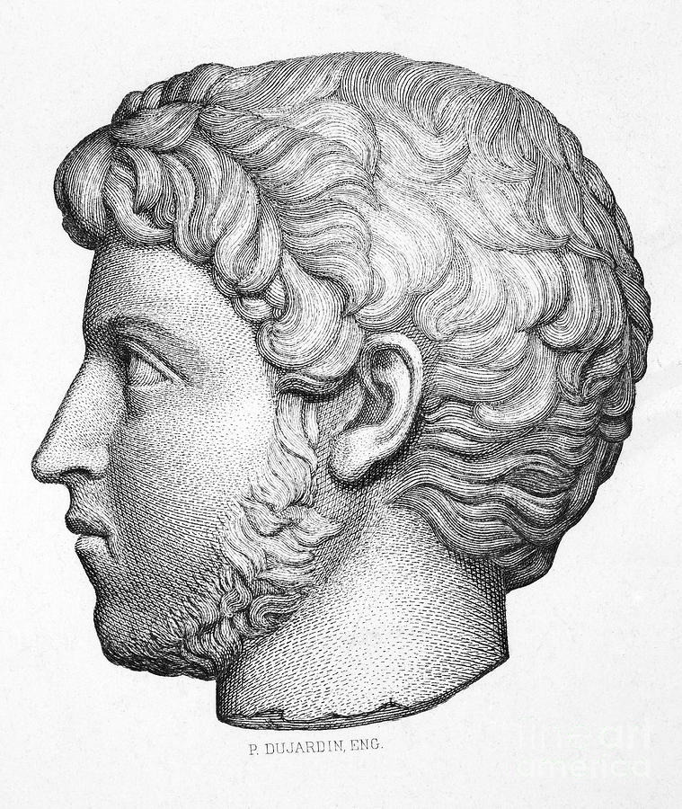 Heliogabalus (204-222) Photograph