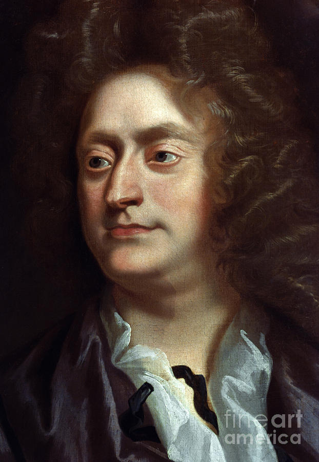Henry Purcell Painting by Granger