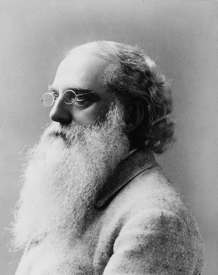 Henry Steel Olcott 1832-1907, American Photograph