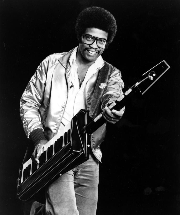 Herbie Hancock, 1980s Photograph