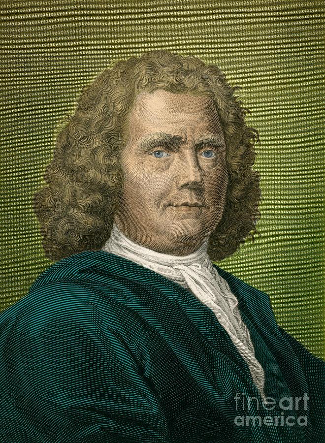 Herman Boerhaave, Dutch Physician Photograph