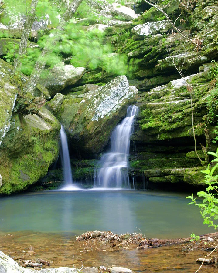 Hidden Falls 2 Photograph