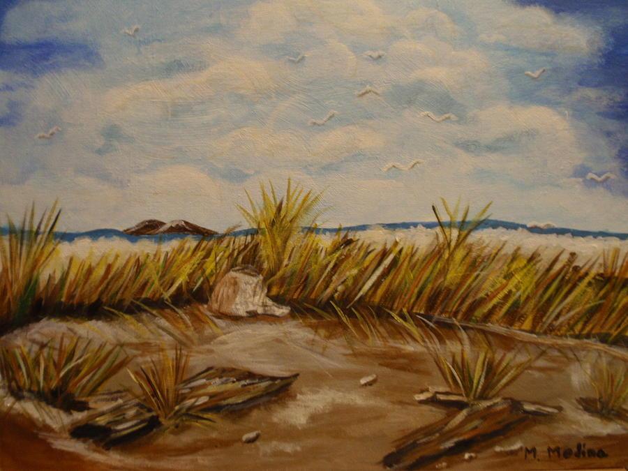 Hide Away Painting