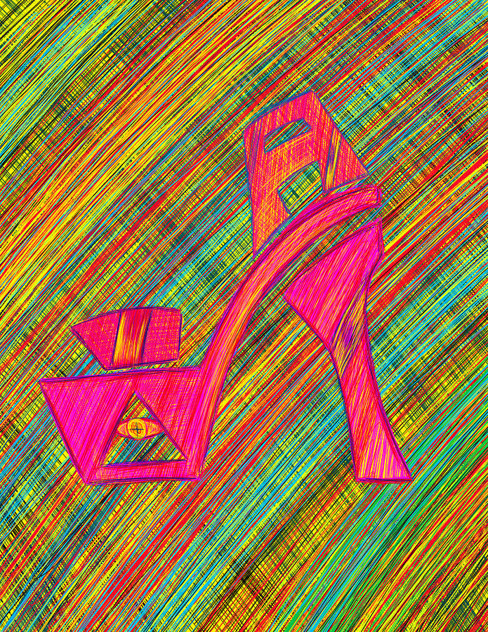 High Heels Power Drawing