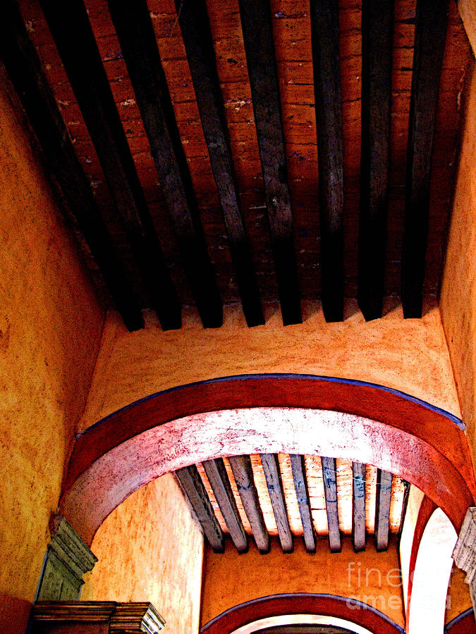 High Rafters Photograph
