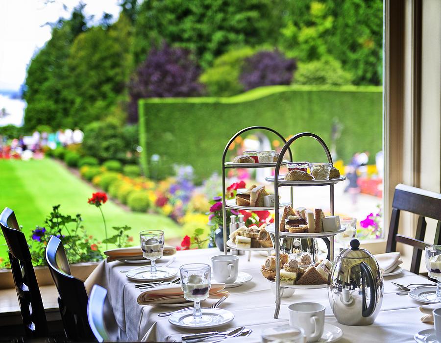 High Tea Photograph