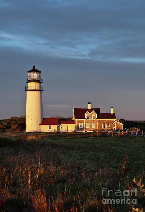 Highland Lighthouse. Photograph
