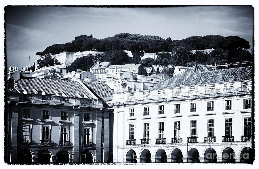 Hills Of Lisbon Photograph