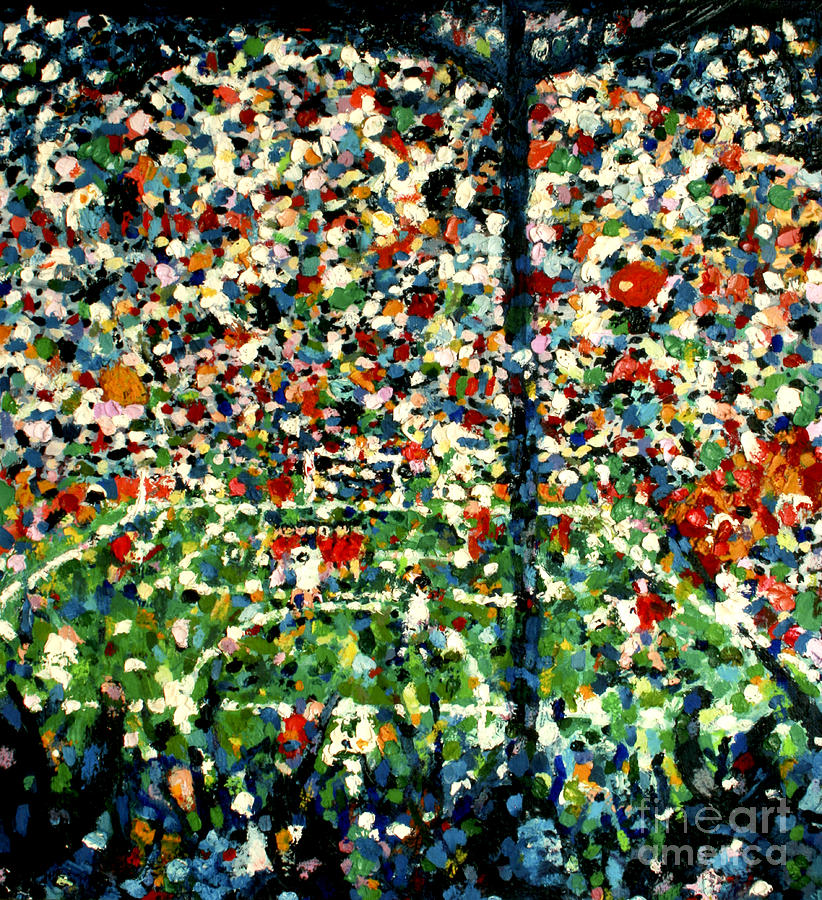 Hillsborough Painting  - Hillsborough Fine Art Print
