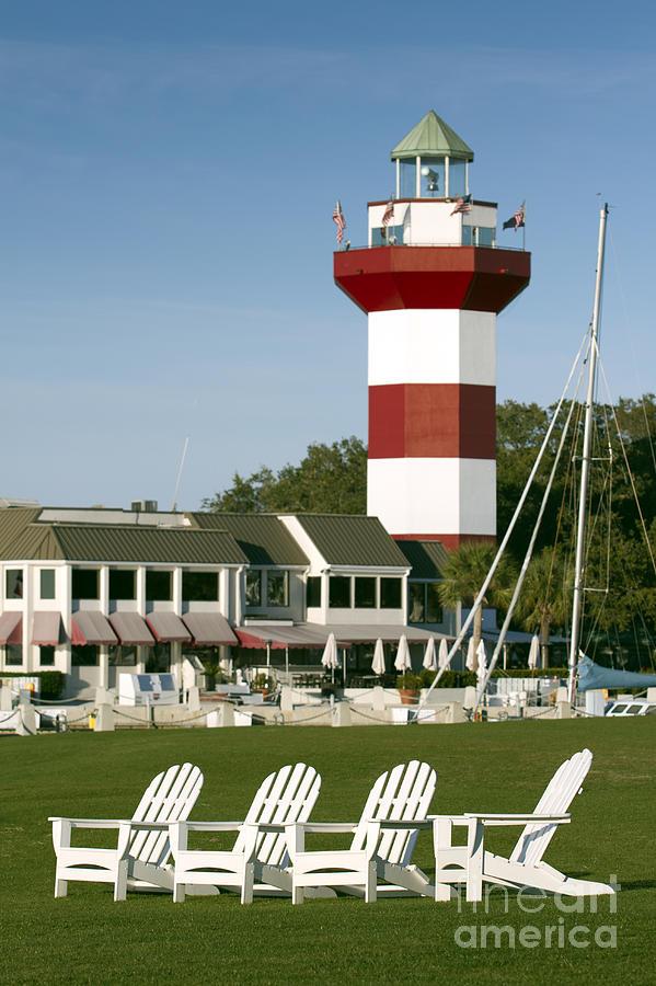 hilton head island lighthouse by dustin k ryan