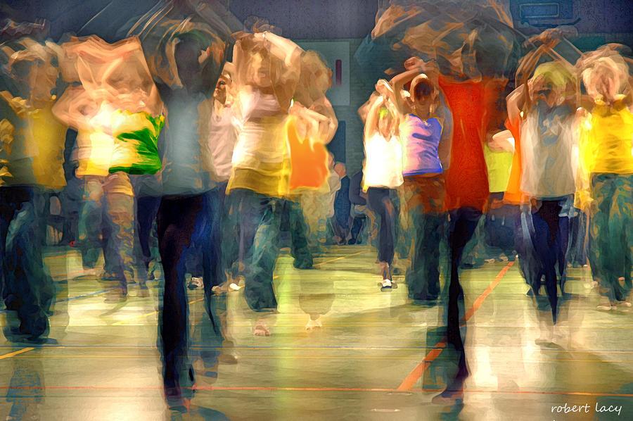 Hip Hop Dance Night Photograph