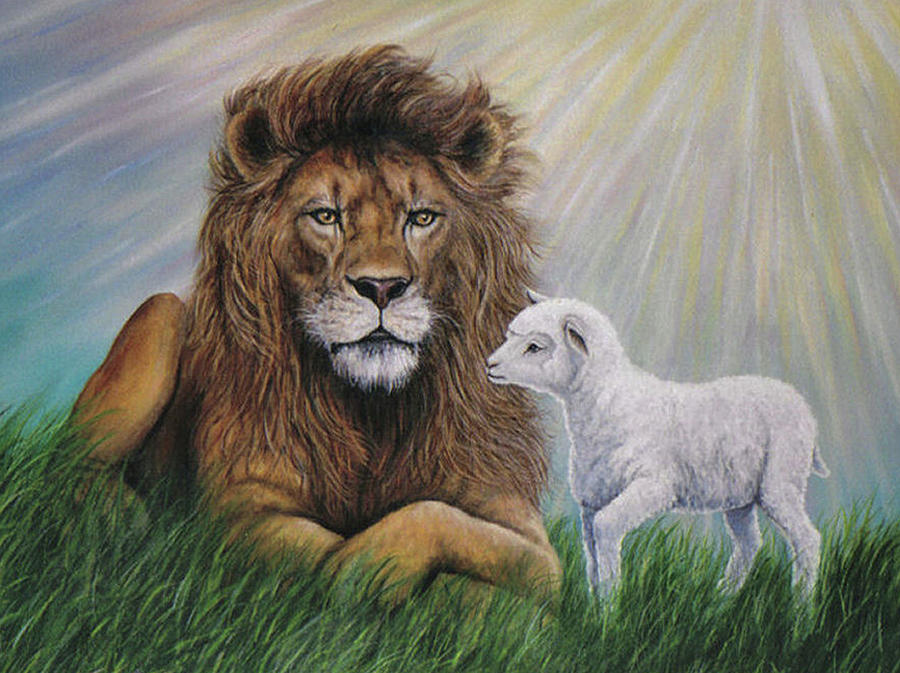 His Kingdom Come Painting