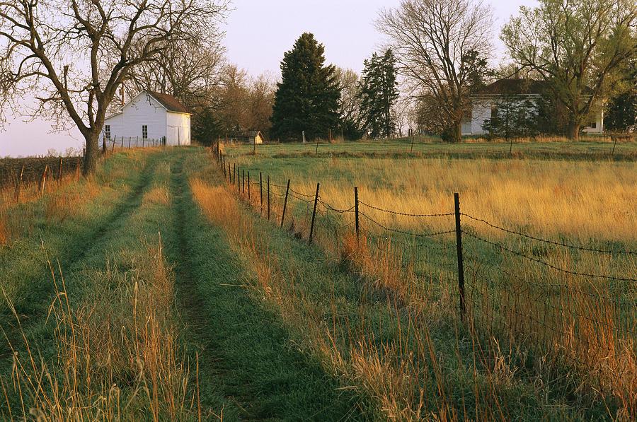Historic Stevens Creek Farm Photograph