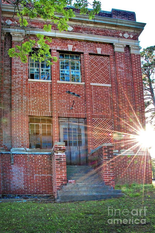Historic Veterans Hospital IIi Photograph