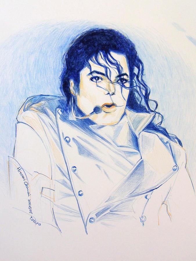 Michael Jackson Painting - History by Hitomi Osanai