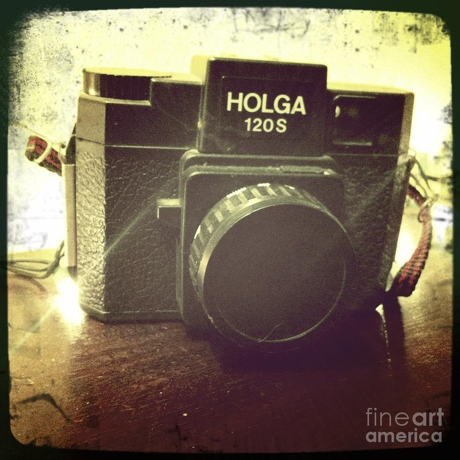 Holga Photograph - Holga by Nina Prommer