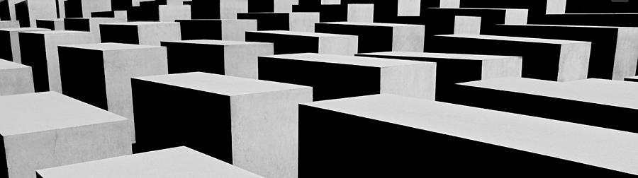 Holocaust Memorial - Berlin Photograph  - Holocaust Memorial - Berlin Fine Art Print