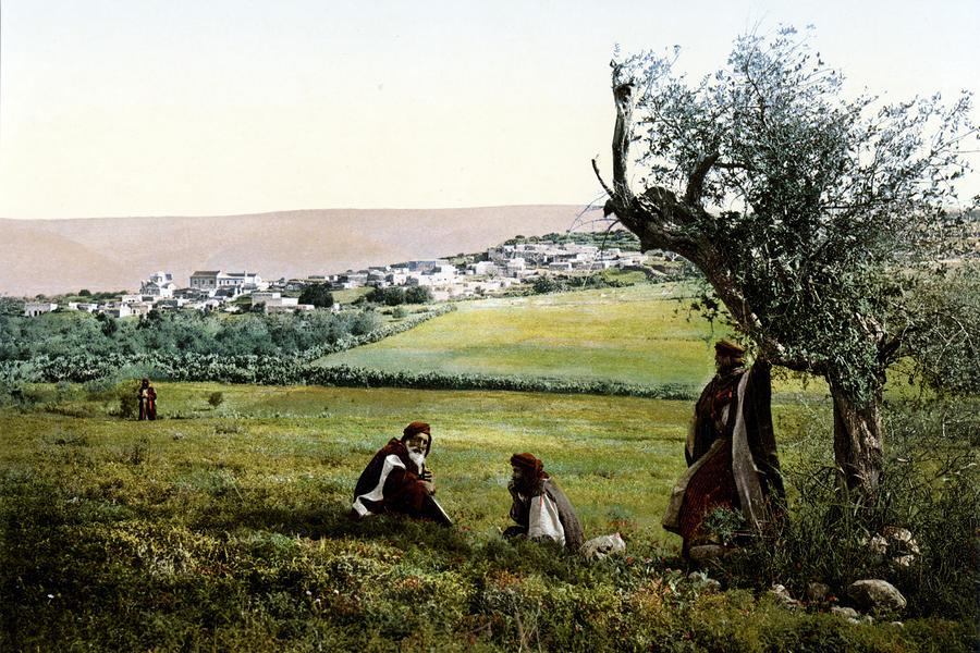 Holyland - Cana Of Galilee  Photograph