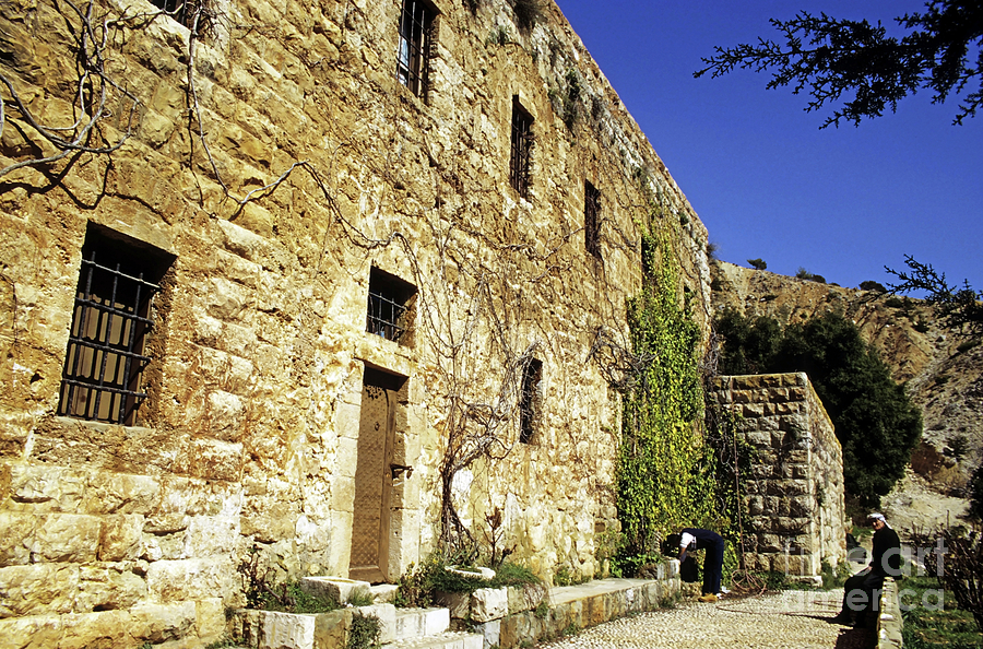 Home Of The Famous Lebanese-american Poet And Artist Khalil Gibran Photograph