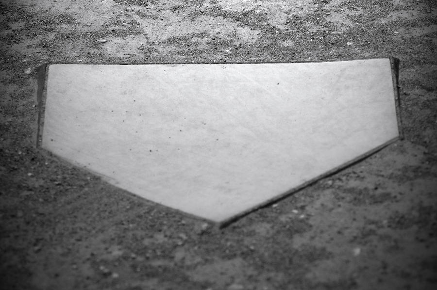 Home Plate Photograph
