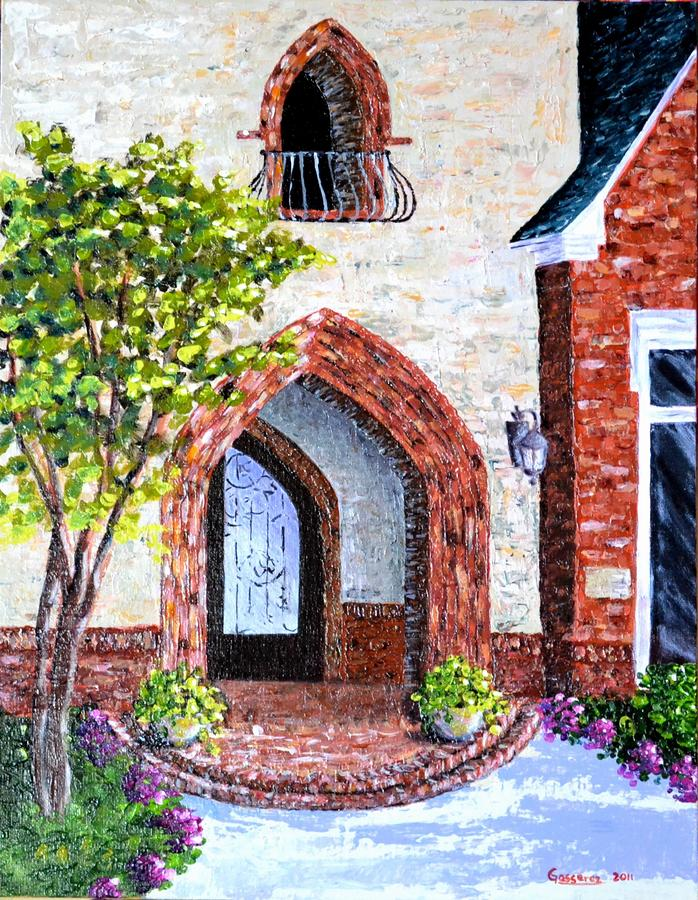Home Sweet Home Painting  - Home Sweet Home Fine Art Print