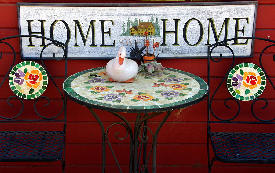 Home Sweet Home Photograph