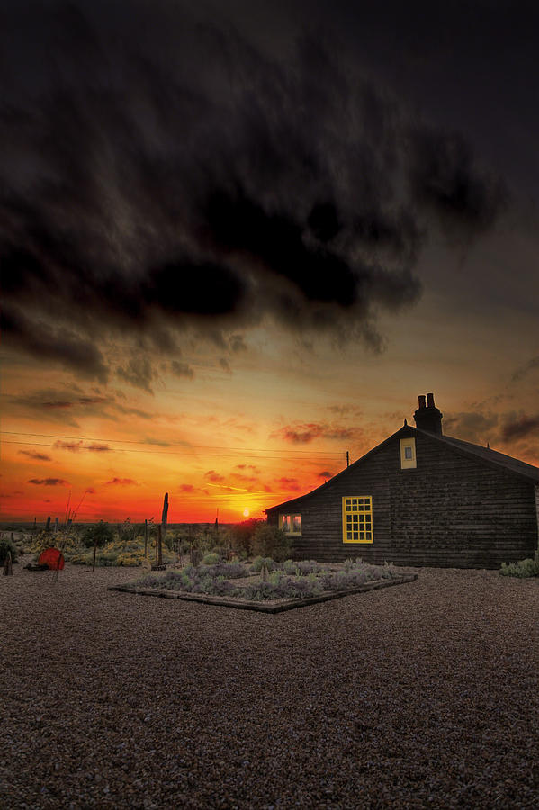 Home To Derek Jarman Photograph  - Home To Derek Jarman Fine Art Print