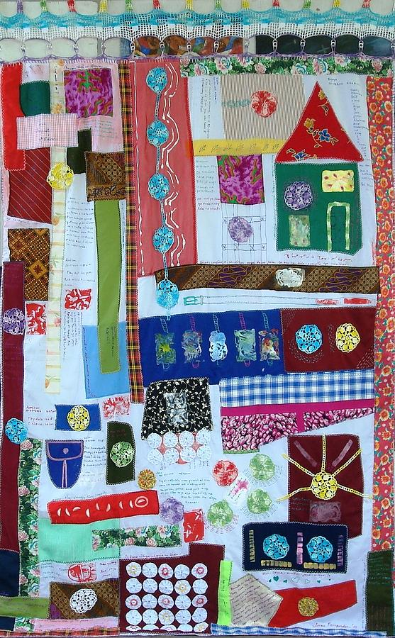 Home Where The Heart Is Tapestry - Textile