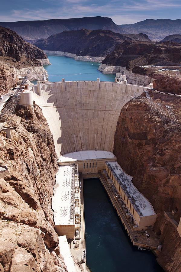 Hoover Dam II Photograph