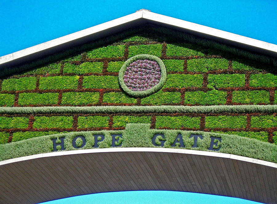 Hope Gate - Quebec City Photograph  - Hope Gate - Quebec City Fine Art Print